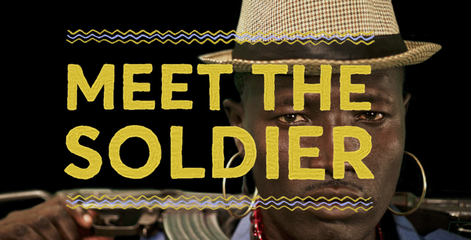 Meet the Soldier - A humanitarian VR-documentary