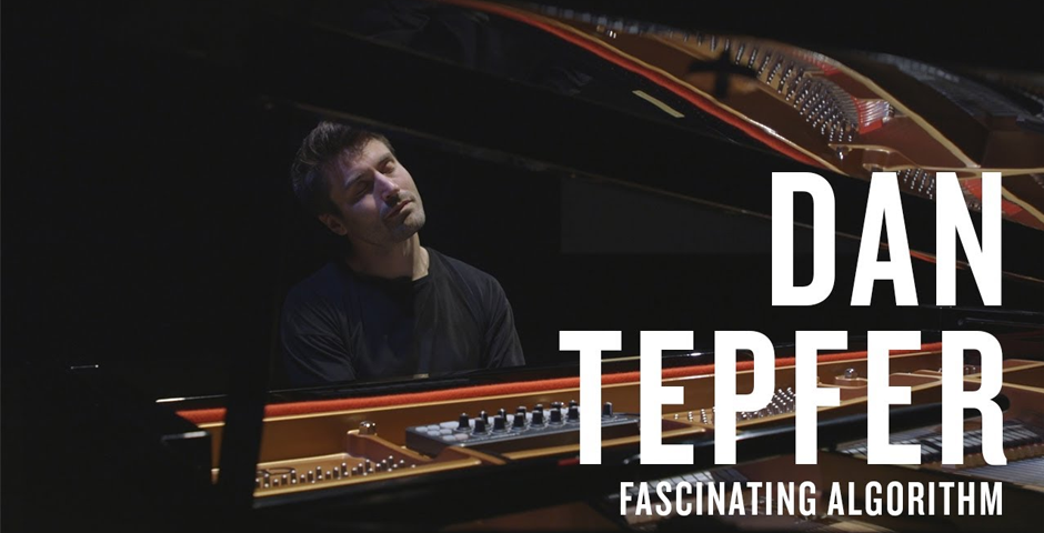 Nominee - Fascinating Algorithm: Dan Tepfer's Player Piano Is His Composing Partner