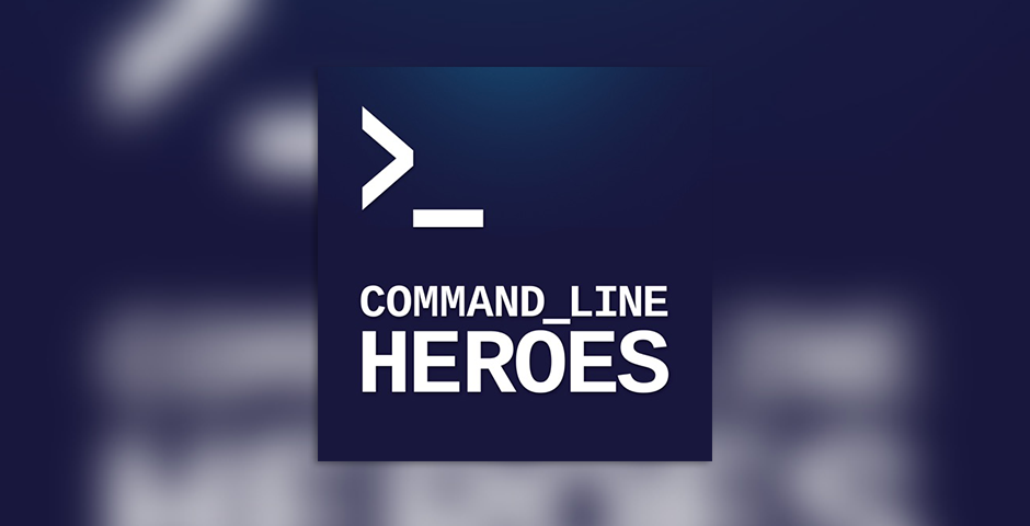 Nominee - Command Line Heroes