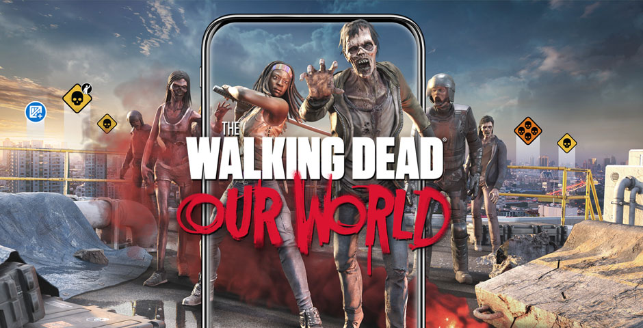 People's Voice / Webby Award Winner - The Walking Dead: Our World