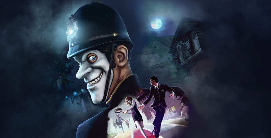 Webby Award Winner - We Happy Few