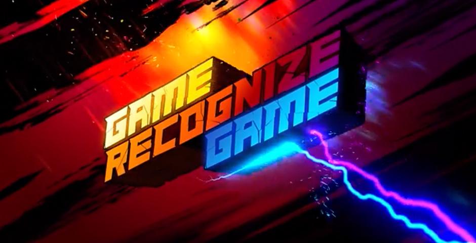 Nominee - Game Recognize Game