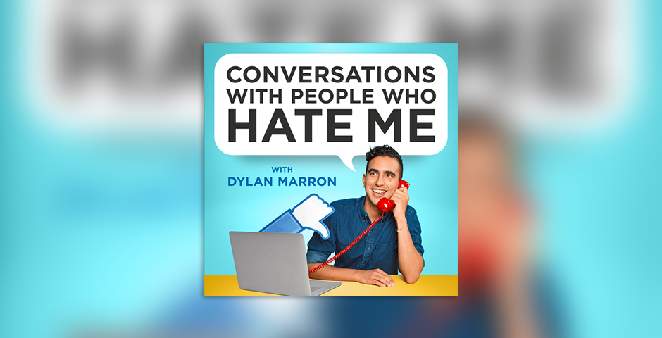 Nominee - Conversations with People Who Hate Me