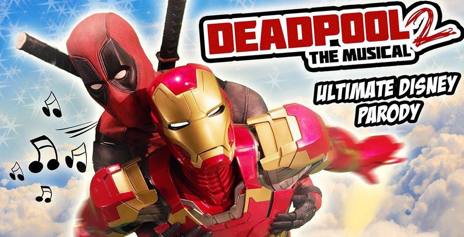 Webby Award Winner - Deadpool The Musical 2