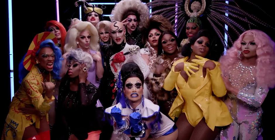 Nominee - RuPaul's Drag Race Season 10 – RuVeal