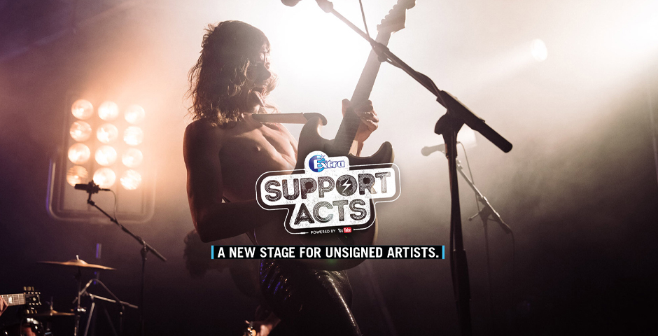 Nominee - EXTRA SUPPORT ACTS