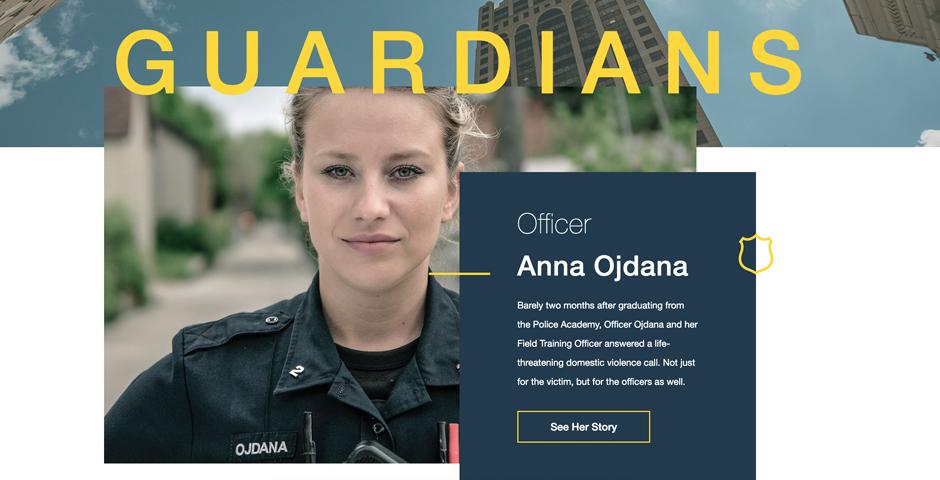 Webby Award Winner - MPD Guardians