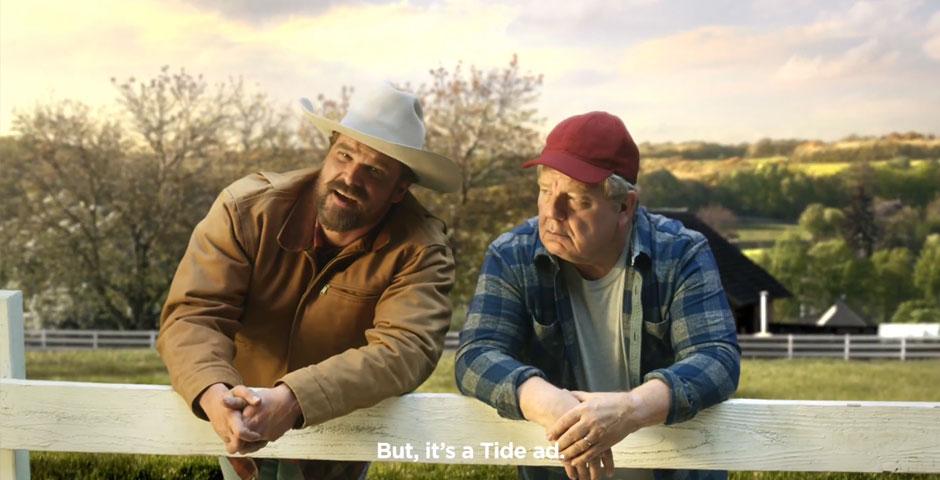 Nominee - It's A #TideAd – Super Bowl 52 Campaign