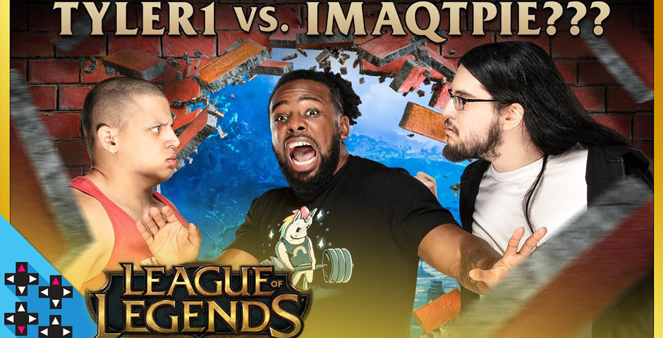 Nominee - League of Legends on UpUpDownDown YouTube Channel