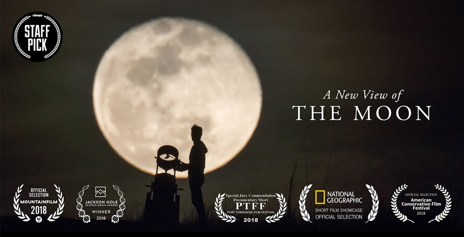 Nominee - A New View of the Moon