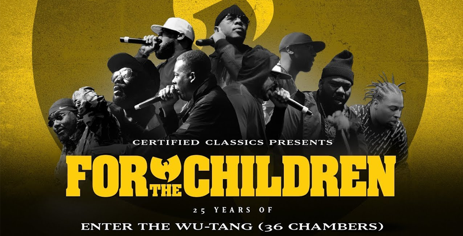 Nominee - For the Children: 25 Years of Enter the Wu-Tang