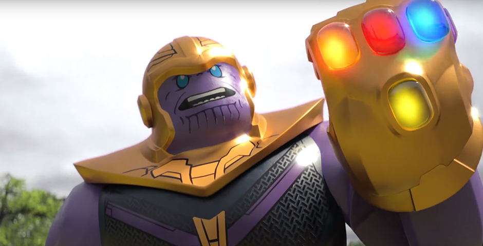 People's Voice - The Gauntlet – LEGO Marvel Super Heroes – Mini Movie