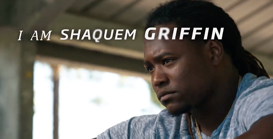 People's Voice / Webby Award Winner - I am Shaquem Griffin