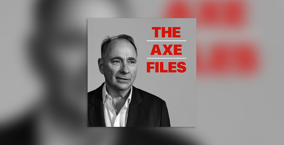 Nominee - The Axe Files with David Axelrod
