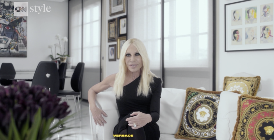 People's Voice - Lady Gaga explains why Donatella Versace is an icon
