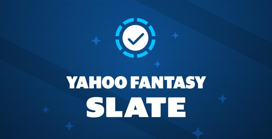 Nominee - Yahoo Fantasy Slate