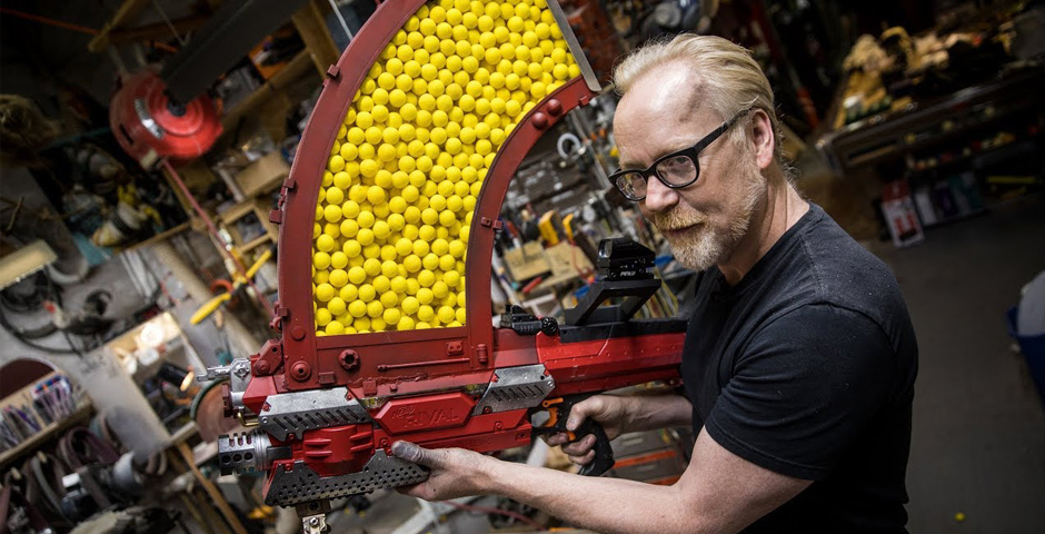 People's Voice - Adam Savage's One Day Builds