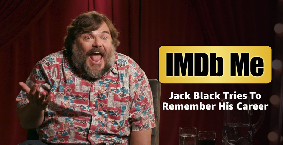 Nominee - IMDb Me: Jack Black Tries To Remember His Career