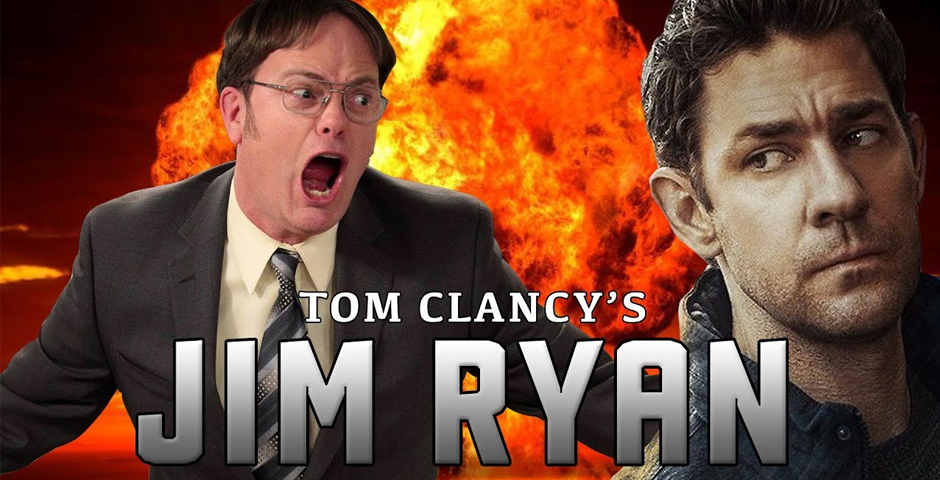 Webby Award Nominee - Tom Clancy's Jim Ryan