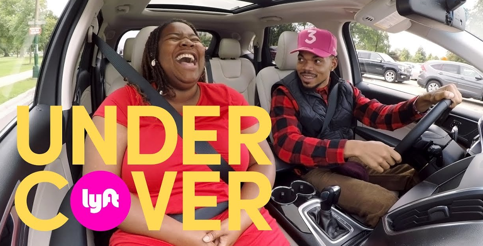Webby Award Winner - Undercover Lyft with Chance the Rapper