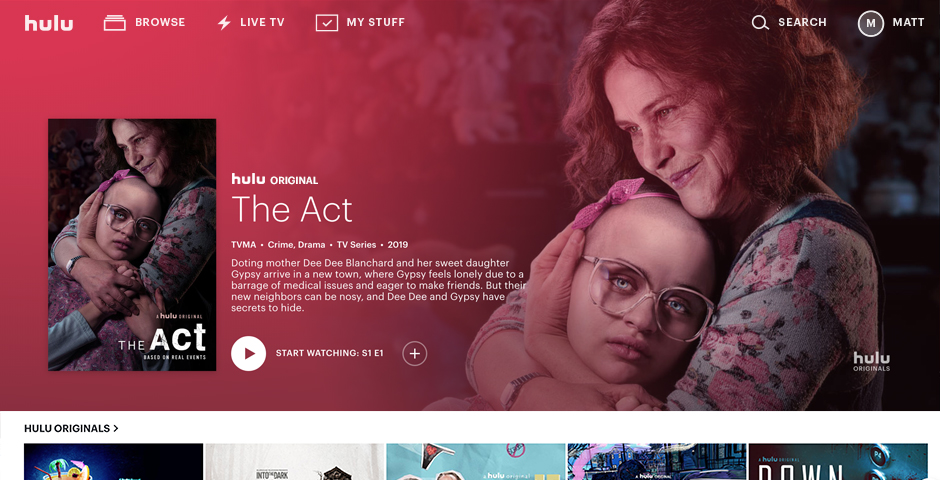 People's Voice - Hulu.com