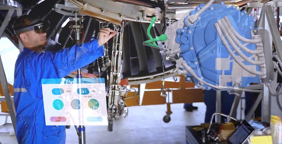 Webby Award Winner - KLM HoloLens