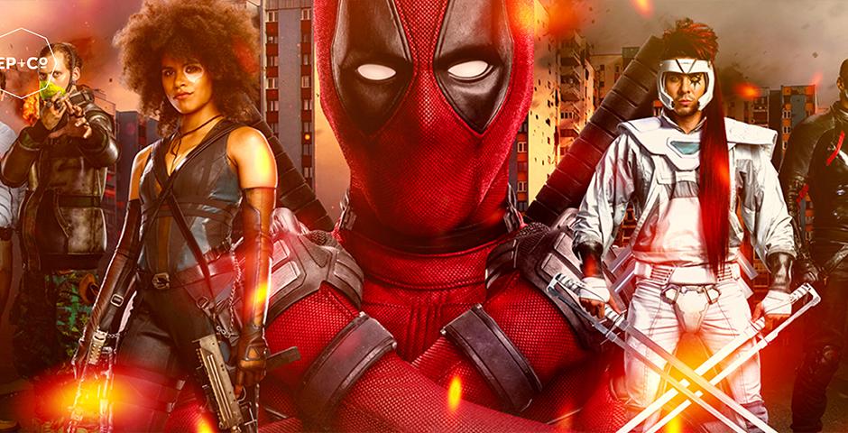 Nominee - Deadpool 2 Social Media Campaign