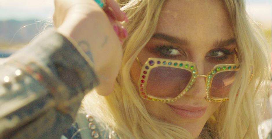 "People's Voice - Kesha ""I Need A Woman"""