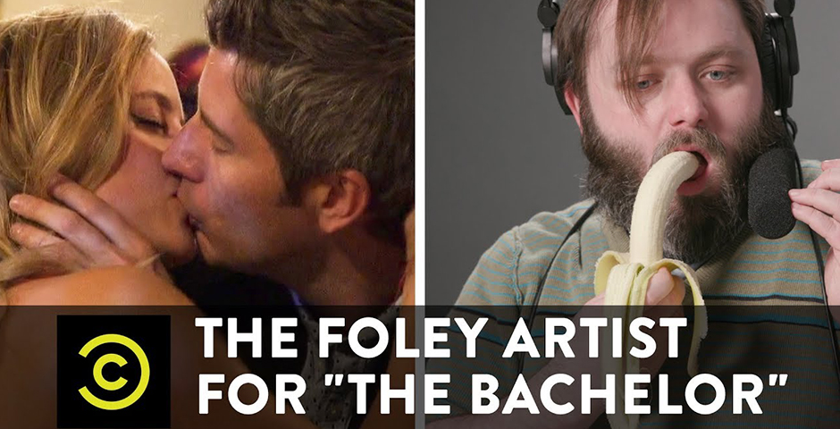 Nominee - Foley Artist – The Bachelor (Comedy Central)