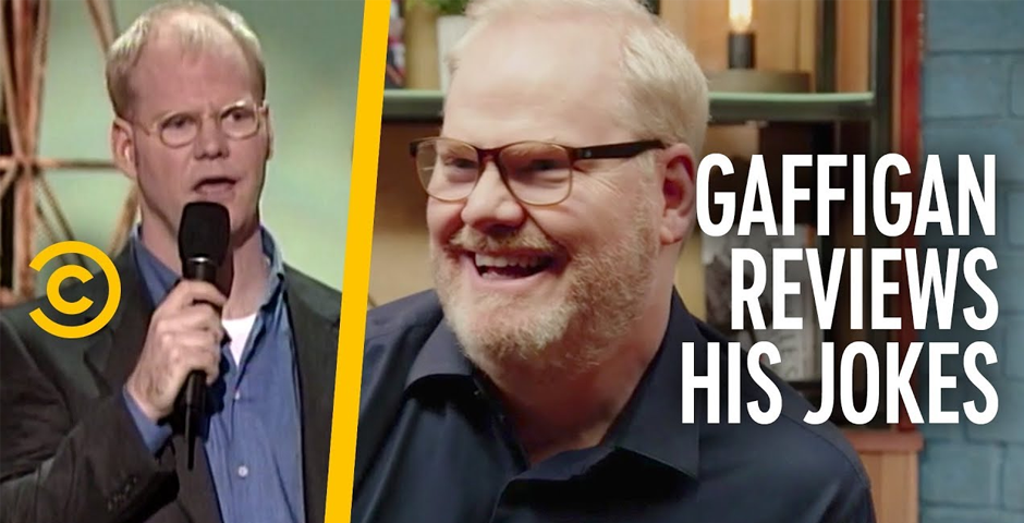 Nominee - Jim Gaffigan Rewatches and Reacts to His Comedy Central Presents from 2000
