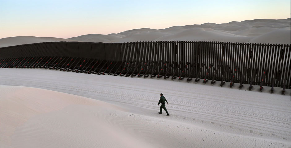 Webby Award Winner - Inside the border crisis: Photos from the front lines