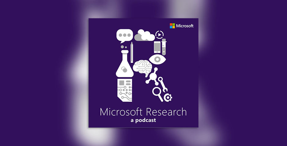 Webby Award Nominee - Microsoft Research Podcast