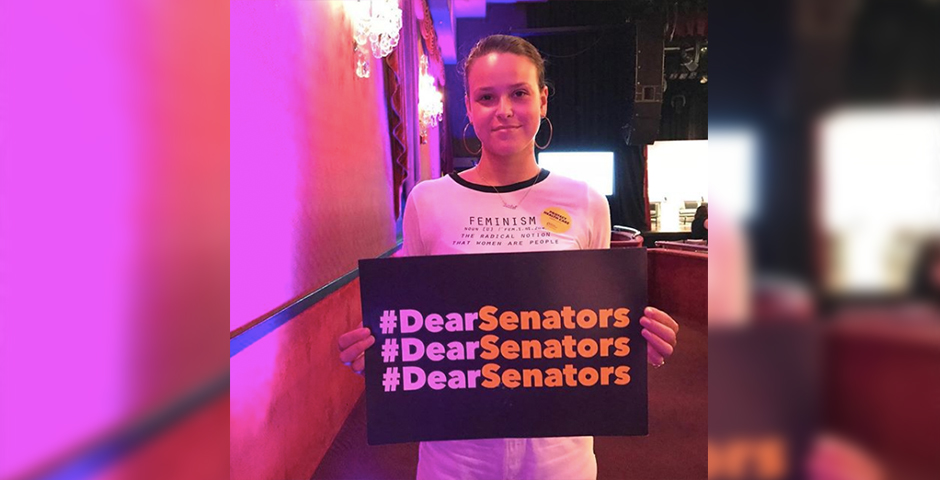 #DearSenators