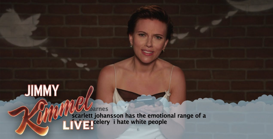 People's Voice - Mean Tweets – Avengers Edition