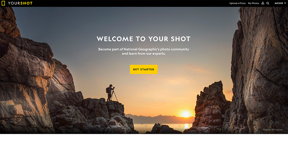 Nominee - National Geographic Your Shot