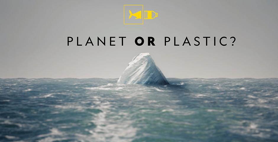 People's Voice / Webby Award Winner - Planet or Plastic?