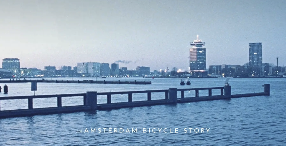 An Amsterdam Bicycle Story