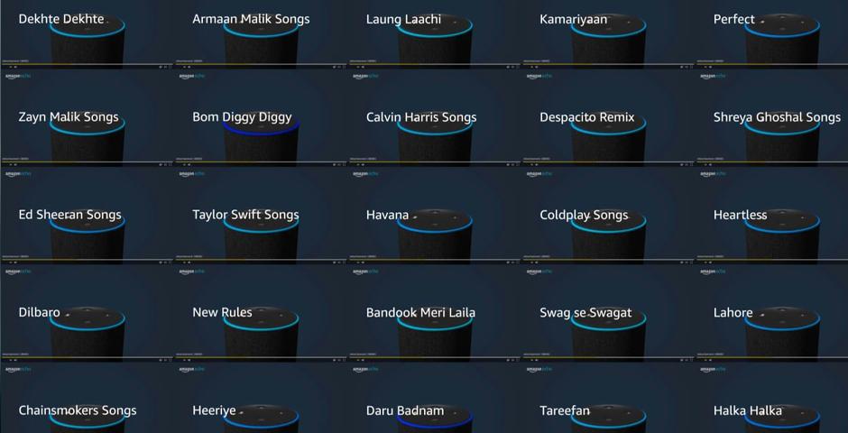 2019 Webby Winner - Amazon ECHO - Alexa, Play My Song