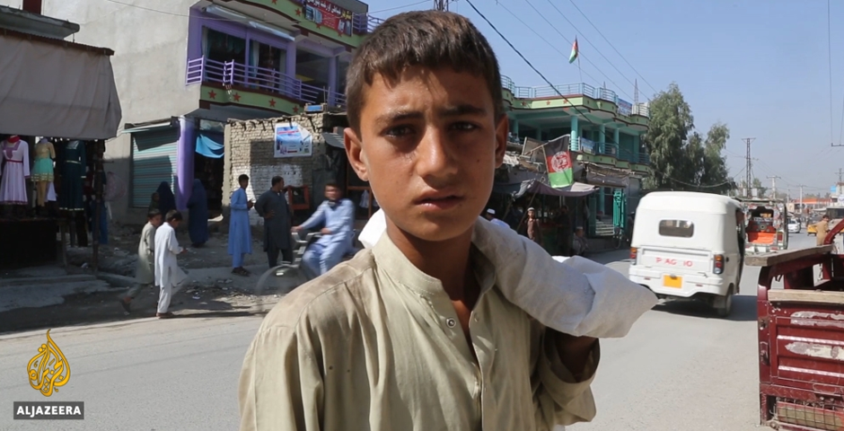 People's Voice / Webby Award Winner - Growing up too Fast in Afghanistan
