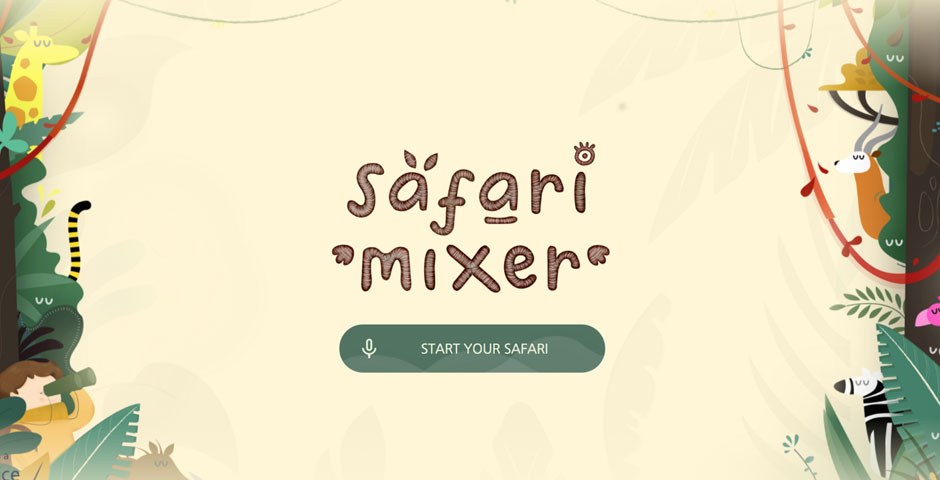 Nominee - Safari Mixer