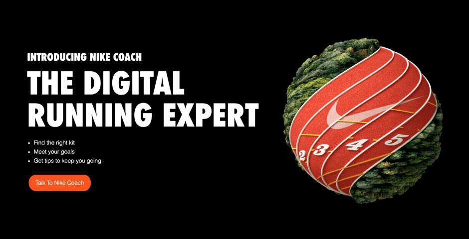 Nominee - Nike Coach