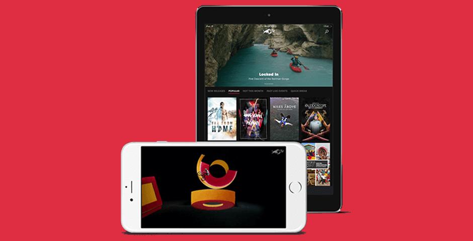 Webby Award Nominee - Red Bull TV