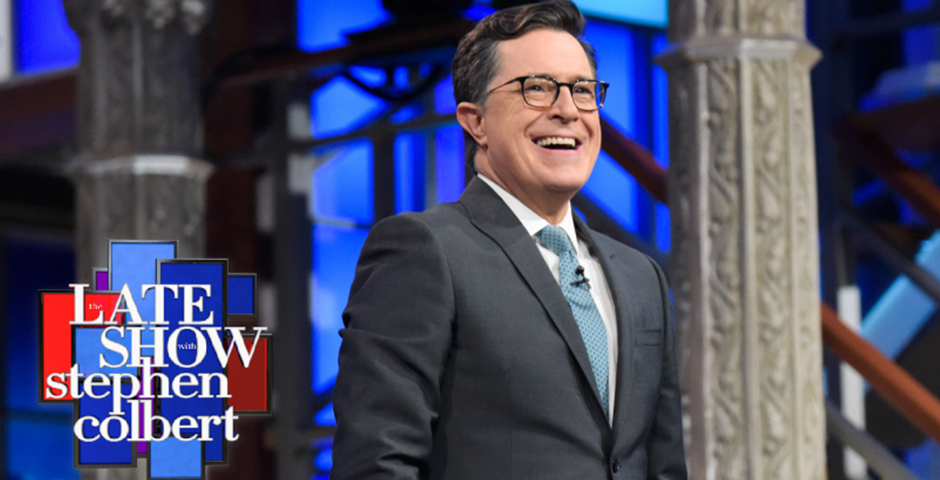 "People's Voice - The Late Show With Stephen Colbert: ""BEST LIVE STREAMS OF 2018"""