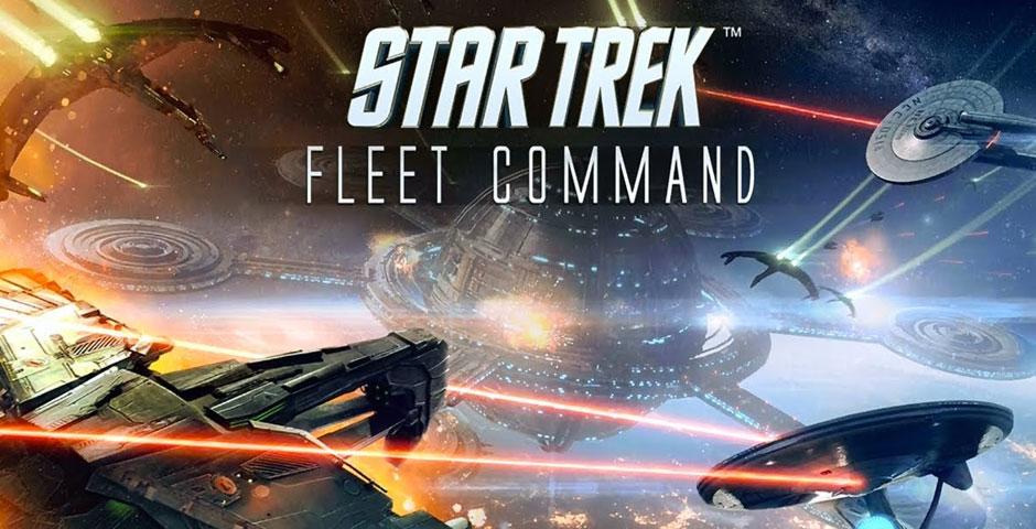 2019 Webby Winner - Star Trek Fleet Command