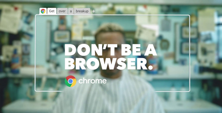 Nominee - Don't Be A Browser