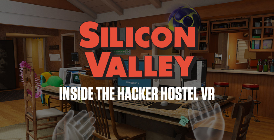 Nominee - Silicon Valley: Hacker Hostel VR