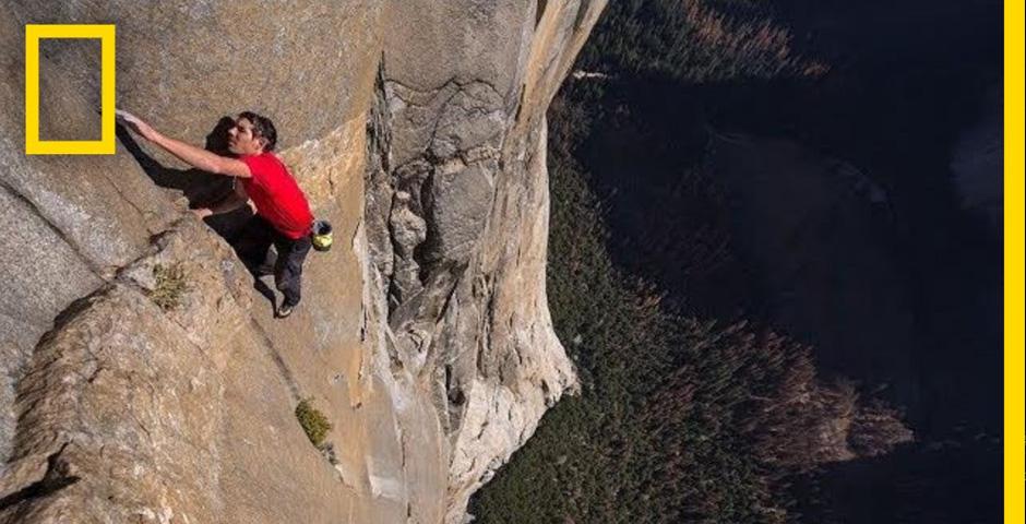 People's Voice / Webby Award Winner - Climbing El Capitan 360 Video