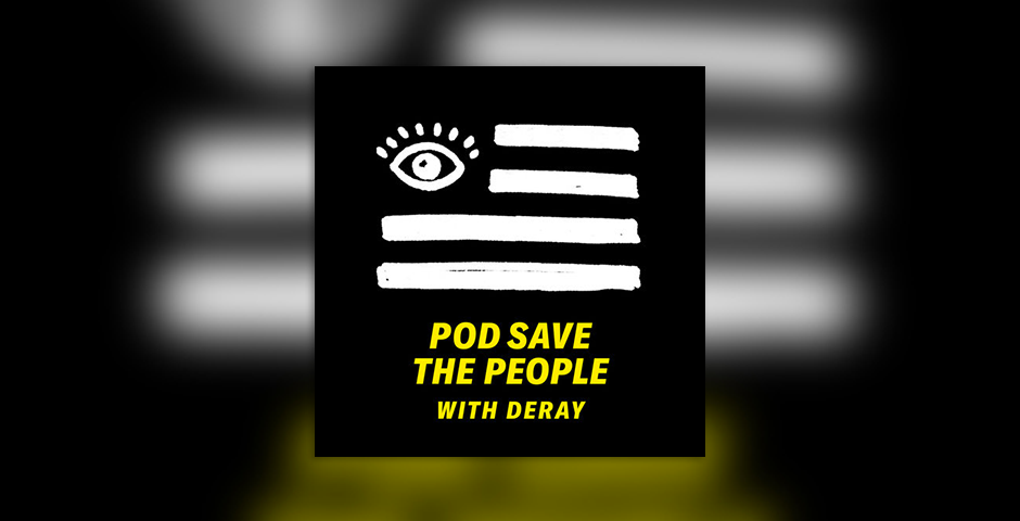 Webby Award Winner - Pod Save the People