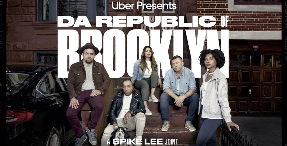 Nominee - Uber Presents Da Republic of Brooklyn