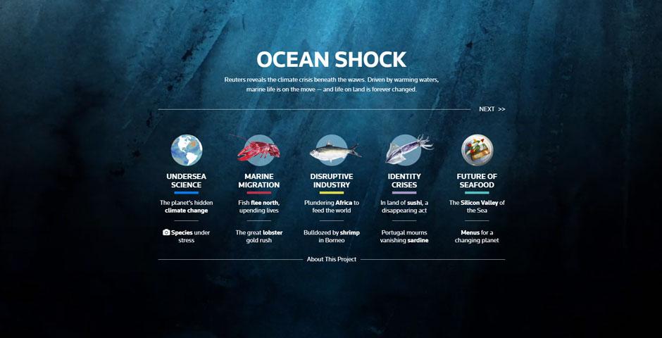People's Voice - Ocean Shock